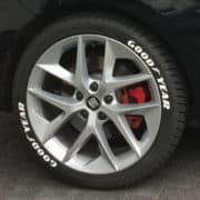 goodyear Reifenmarken mit logo