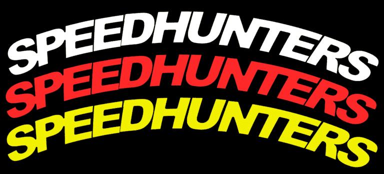 Speedhunters-Reifenaufkleber-Tiresticker
