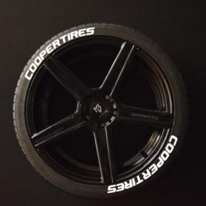 Reifenaufkleber-Cooper-Tires-weiss-8er