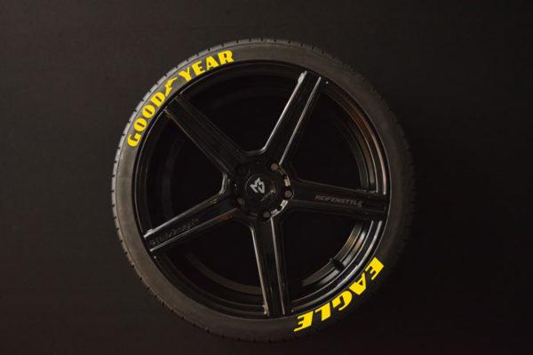 Reifenaufkleber-GOOD-YEAR-EAGLE-gelb-8er