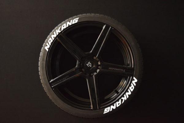 Reifenaufkleber-NANKANG-weiss-8er