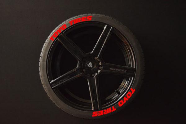 Reifenaufkleber-TOYO-TIRES--rot-8er